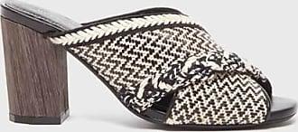 Kelsi Dagger Cosmo Woven Sandals Black WomenS Sandal 6.5