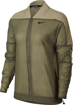 Nike Icon Clash Running Jacket Bekleidung Damen grün