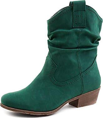 Damen Stiefel in Grün Shoppen: bis zu −60% | Stylight