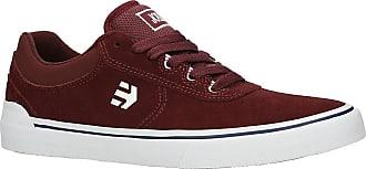 Etnies Joslin Vulc Skate Shoes burgundy
