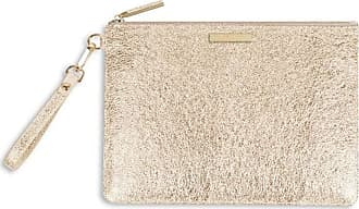 Katie Loxton Krush Klutch metallic gold
