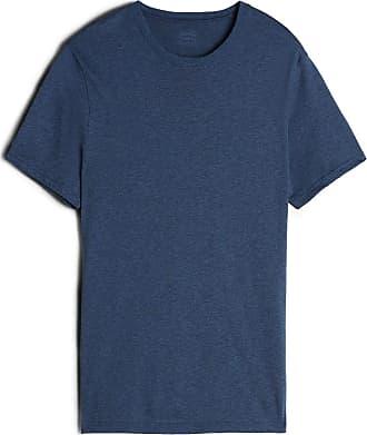 intimissimi Mens Short Sleeve Round Neck T Shirt in Supima Cotton