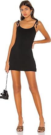 Superdown Desiree Swing Dress in Black