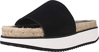 Yellow Women Sandals and Slippers Women OIA Pale Black 5.5 UK