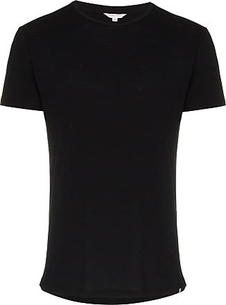 Orlebar Brown Camiseta mangas curtas - Preto