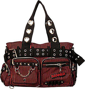 2d4b2c9d2f830 Banned Details zu ORIGINAL Rockwear Tartan Handtasche Reisetasche  Schultertasche (22717-9001-0000)