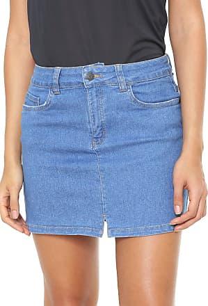 Billabong Saia Jeans Billabong Curta Original Azul