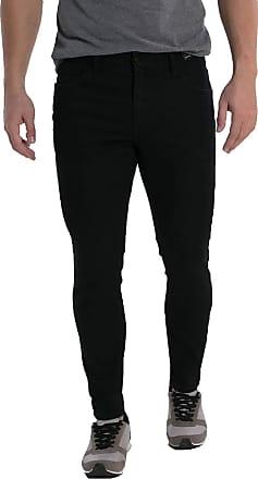 Eventual Calça Jeans Skinny Homen, 44, Preto