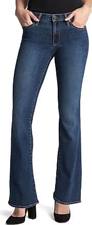 GAP Calça Jeans GAP Bootcut Estonada Azul