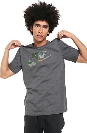 Nike Camiseta Nike Sportswear M Nsw Tee Camo Grafite 1ae0a15ea3031