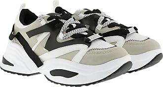 Steve Madden Sneakers - Fay Sneaker White Multi - beige - Sneakers for ladies
