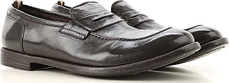Officine Creative Loafers for Men On Sale, Ebony, Leather, 2017, 10 10.25 10.5 7.75 8 9.5