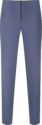 Alcaçuz Calça Macedônia em alfaiataria - Azul