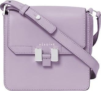Maison Héroïne Handtasche Damen, Tilda Phone, Lilac