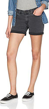 Vero Moda Vmhot Seven Nw DNM Long F Short Color Pantalocini Denim Donna