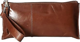 Hobo Vida (Black Vintage Leather) Clutch Handbags