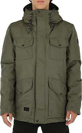 Reell Field Jacket 2, Light Olive / Olive XL Artikel-Nr.1306-048 - 04-035
