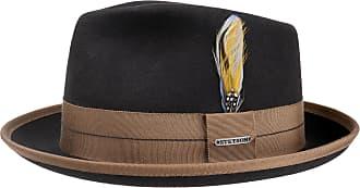 Stetson Orleans Fedora VitaFelt Hat by Stetson Rain hats 717953cc5a43
