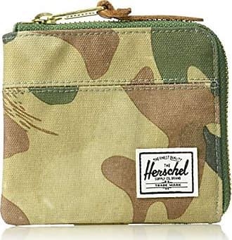 Herschel Supply Co. Mens Johnny RFID, Brushstroke camo, One Size