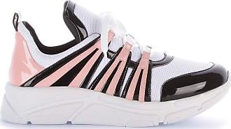 Di Valentini Tênis Runner Sneaker 591-05183 Verniz Rosa Rosa - 38
