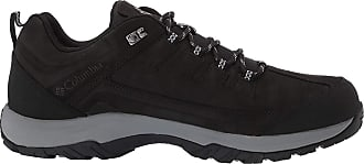 Columbia Mens Terrebonne Ii Outdry Hiking Shoes, Black (Black, Steam), Size 9.5 43.5 EU