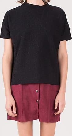 Kauf Dich Glücklich T-Shirt black lurex