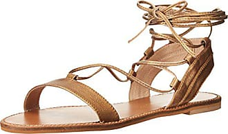 Chinese Laundry Womens Belle Gladiator Sandal, Penny Leather, 7.5 M US