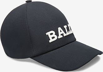 Bally Logo Baseball Cap Blue 58