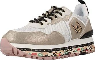 Liu Jo Women Women Sports Shoes Maxi Alexa - Running Brown 3.5 UK