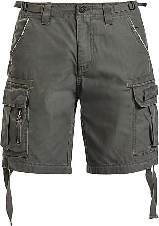 3cd3b2060a0169 Black Premium by EMP Army Vintage Shorts - Short - oliv - EMP Exklusiv