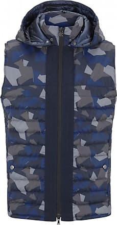 Bogner Wilton Waistcoat for Men - Navy blue
