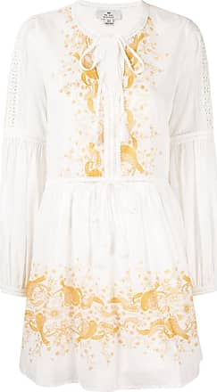 We Are Kindred Tropez mini day dress - White