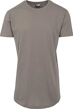b18352789fed8a Urban Classics Shaped Long Tee - T-Shirt - khaki