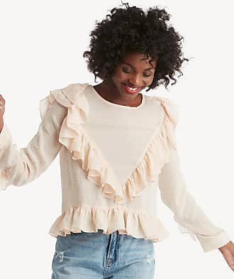 dRA Womens Andrea Top In Color: Cream Size Large From Sole Society