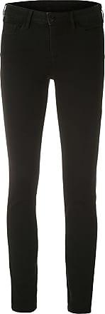 A|X Armani Exchange Calça jeans skinny - Preto