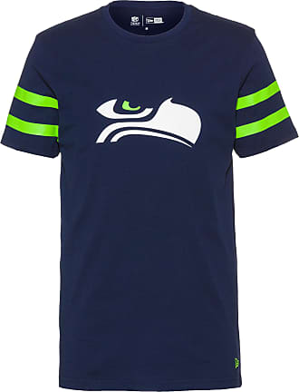 New Era Seattle Seahawks T-Shirt Herren in blue, Größe XXL