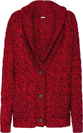 Miu Miu Cardigan de tricô - Vermelho