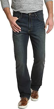 Wrangler Authentics Mens Relaxed Fit Boot Cut Jean, Dirt Road, 33x30