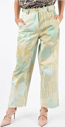 Dries Van Noten Cotton PAROVAL Pants size 40
