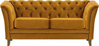 SLF24 Karin 2 Seater Sofa-Velluto 8