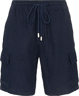 Vilebrequin Klassische Cargo-Shorts - Blau