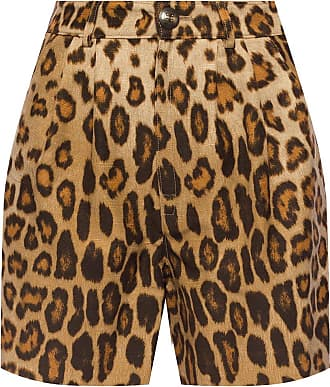 Etro Patterned Shorts Womens Brown
