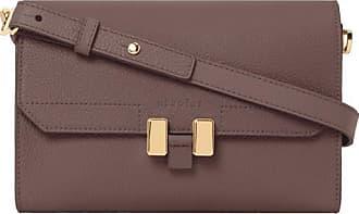 Maison Héroïne Handtasche Damen, Lilia Tablet Mini, Brown