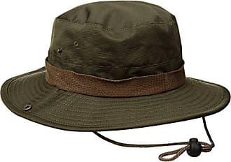ebc401b51cd Brixton Mens Ration Medium Brim Bucket Hat