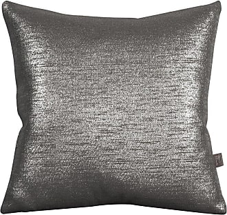 Elizabeth Austin Milan Glam Decorative Throw Pillow Chocolate Polyester Fill - 1-293