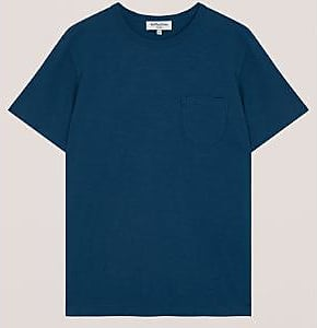 Ymc You Must Create Wild Ones Pocket T Shirt In Blau - L