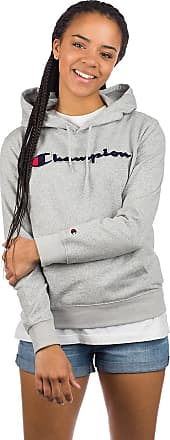 Champion American Logo Hoodie gryj
