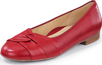 Ara Ballerina pumps Sardinia HighSoft ARA red