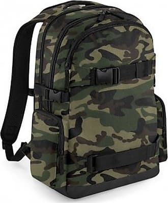 BagBase Old School Boardpack (One Size) (Jungle Camo)