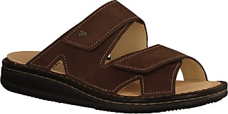 Finn Comfort Danzig-S - Imported, Brown Brown Size: 9.5 UK